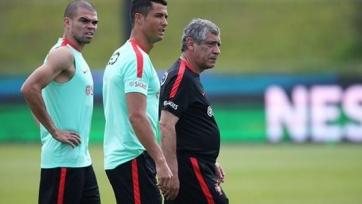 Сантуш: «Для сборной Португалии Роналду ещё более значимый игрок, нежели для «Реала»