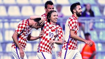 Модрич и Чорлука смогут сыграть в первом матче на Евро-2016