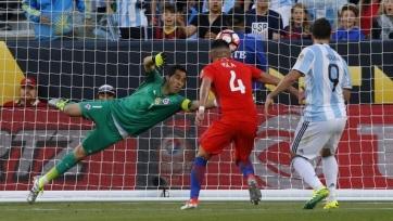 Сборная Аргентины переиграла Чили на Кубке Америки