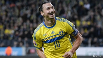 Ибрагимович: «Носить капитанскую повязку своей сборной – особая честь»