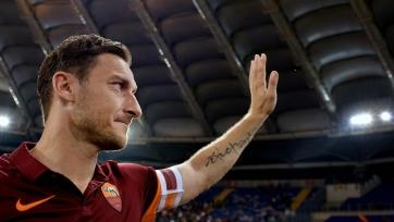 По окончании следующего сезона Тотти станет техническим директором «Ромы»