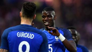 Погба: «Не думаю, что именно я являюсь лидером французской сборной»