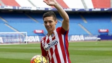 «Атлетико» не собирается отпускать Краневиттера в аренду