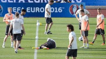Рюдигер порвал «кресты», на Евро он не сыграет