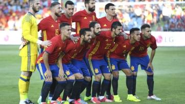 Испанцы уступили Грузии