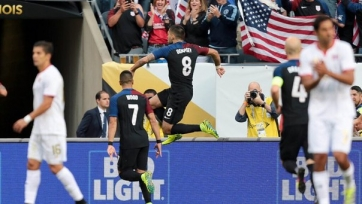 Сборная США разгромила Коста-Рику на Кубке Америки