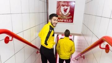 Шахин может продолжить свою карьеру в «Ливерпуле»