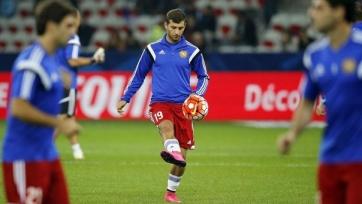 «Спартак» проявляет интерес к защитнику сборной Армении