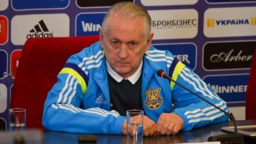 Фоменко: «Проводить тренировку сборной Украины под грозой и ливнем было бы риском»
