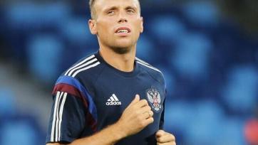 Глушаков вряд ли сможет помочь национальной команде в матче с англичанами