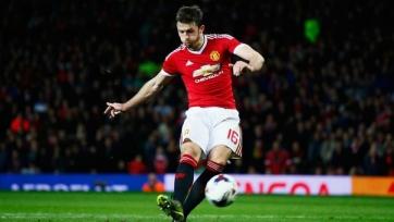 Каррик остаётся в составе «Манчестер Юнайтед» еще на один год