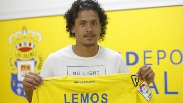 «Лас-Пальмас» хочет получить за Лемоса 30 миллионов евро