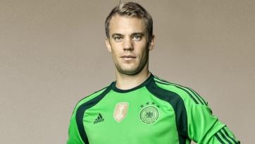 Мануэль Нойер готов стать капитаном немецкой сборной