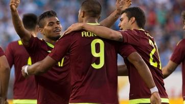 Уругвай сенсационно проиграл Венесуэле
