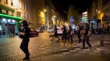 В Марселе фанаты сборной Англии устроили драку с местными жителями
