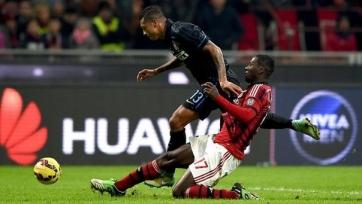 Сапата подписал новый контракт с «Миланом»