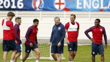 Все футболисты сборной Англии вернулись из лазарета и готовятся к игре с Россией
