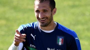 Кьеллини: «Надёжная игра в обороне – главная задача сборной Италии»