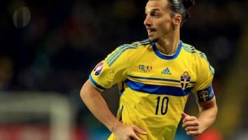 Наставник сборной Швеции отказался отпустить Ибрагимовича на переговоры с «МЮ»