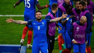Французы вырвали победу у румын