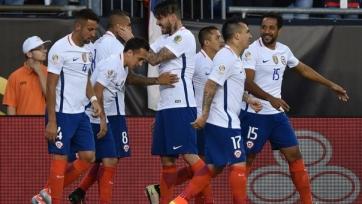 Сборная Чили вырвала победу у боливийцев