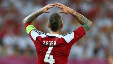 Аггер завершил профессиональную карьеру