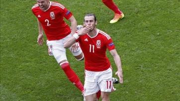 Команда Уэльса стал первой британской сборной, выигравшей свой стартовый матч на ЧЕ