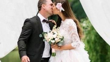 Сергей Ребров сыграл свадьбу