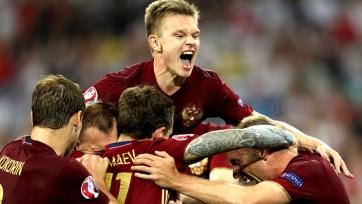 Сборная России спаслась от поражения в матче с англичанами