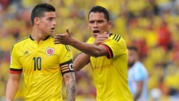 Сборная Колумбии проиграла Коста-Рике