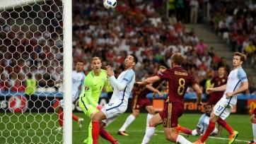 Дзюба: «Когда мяч летел в ворота англичан, я думал: «Залети, прошу тебя, залети»