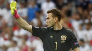 «Боруссия» хочет приобрести Акинфеева