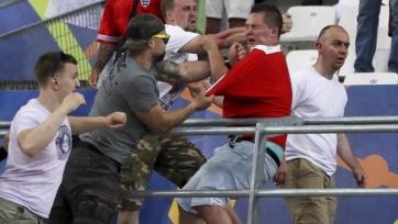 Россия и Англия могут остаться за бортом Евро-2016, если повторятся вчерашние инциденты