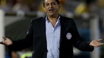 Рамон Диас больше не является тренером парагвайской сборной