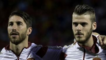 Серхио Рамос: «История с Де Хеа никак не мешает нашей команде»
