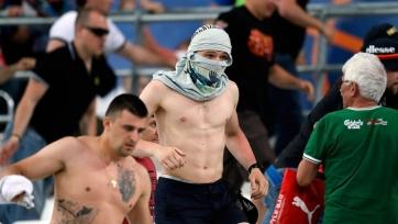 Лидер английских фанатов настаивает на дисквалификации сборной России