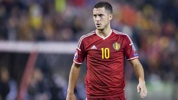 Буффон: «Главный козырь сборной Бельгии – Эден Азар»