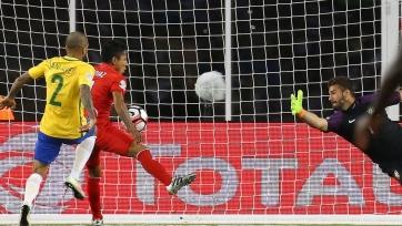 Руидиас: «Мяч попал мне в бедро»