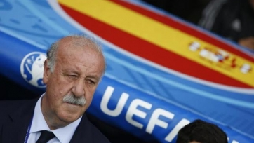 Дель Боске: «Радует, что команда проявила терпение»