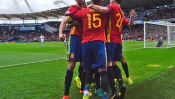 Сборная Испании установила новый рекорд Чемпионатов Европы