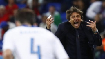 Антонио Конте: «Италия сильна командным духом»