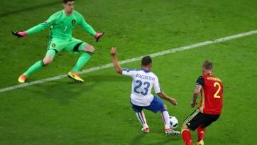 Тибо Куртуа: «Италия переиграла нас по всем фронтам»