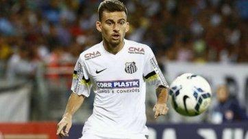 Лукас Лима может стать игроком «Зенита»