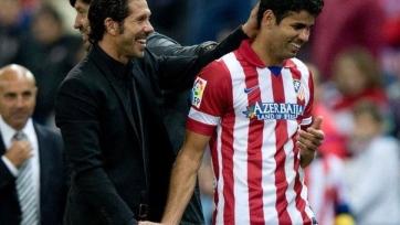 Коста вернётся в мадридский «Атлетико»