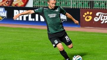 Бурмистров больше не является игроком «Краснодара»