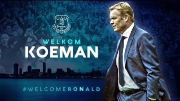 Официально: Куман – новый главный тренер «Эвертона»