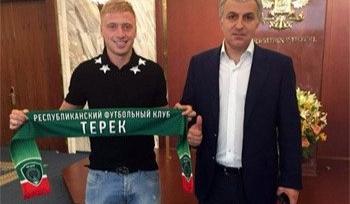 Защитник «Спартака» перешёл в «Терек»