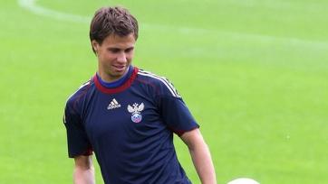 Шешуков продолжит карьеру в тульском «Арсенале»
