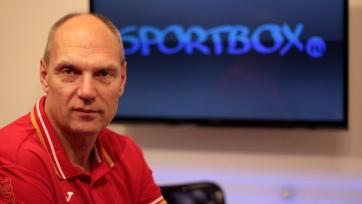 Бубнов: «Согласен, что Березуцкий с Игнашевичем провели очень хорошую игру против англичан»