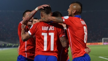 Сборная Чили стала последним участником плей-офф Кубка Америки